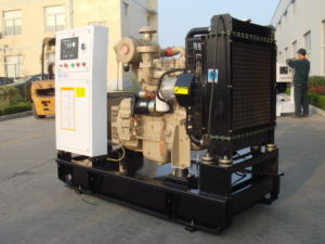 30-200kw Cummins Diesel Gensets With Full Auto Digital Controller (WG400-20000)