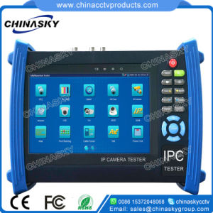 7 Inch CCTV HD Analog Ahd IP Cameras Tester (IPCT8600HDA) pictures & photos