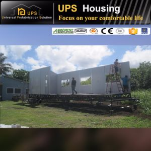 Cheap Fast Building Temporary Prefab House for Sale pictures & photos