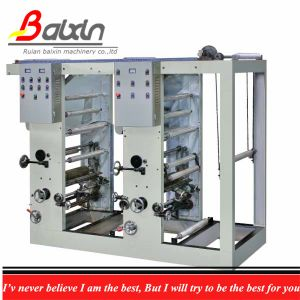 Manul Speed Aluminum Foil Gravure Printing Machine Without Computer pictures & photos
