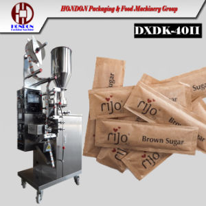 Automatic Coffee Sugar Sachet Packaging Machine pictures & photos