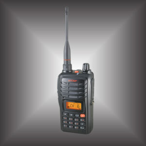 VHF/UHF Two Way Radio with LCD Display (A33)