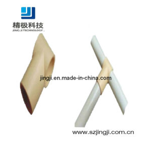 Flexible Plastic Pipe Joints Equal Tee Pipe Fitting T-Structure Plastic Joint for Pipe Rack (HJ-1P)
