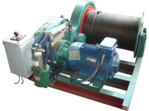 Building Winch 5ton for Pulling and Lifting pictures & photos