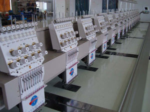 Flat Embroidery Machine (HY-615/915)