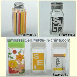 Glass Spice Jar / Cruet / Salt & Pepper Shaker pictures & photos