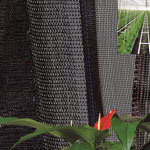 Polyethylene Shade Cloth / Shade Net (CIF-SH-2)