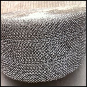 316L Ss Knitted Gas-Liquid Wire Cloth pictures & photos