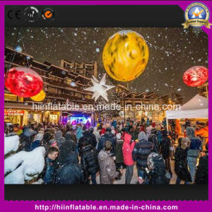 Decoration Inflatable Ball with LED Light for Event pictures & photos