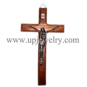 Wooden Wall Cross (URCR2-029)