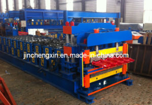 Colored Steel Tile Forming Machine pictures & photos