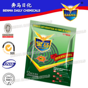 Baoma Fragrant Fiber Plant Mosquito Coil pictures & photos