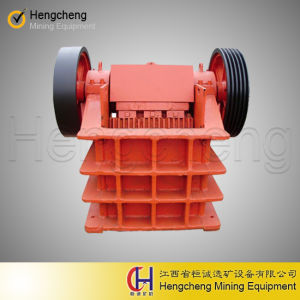 Large Capacity and High Efficiency PE Jaw Crusher for Stone and Ore Crushing Used in Mining, Construction
