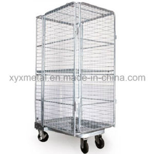 4 Sided Full Security Roll Container pictures & photos