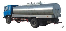 Liquid Food Carry Vehicles/Milk Cooling Tank pictures & photos
