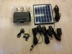 Hot Sale Portable 8W Mini Solar Power System
