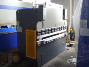 Hydraulic Bending Machine (WC67Y-80T/2500)