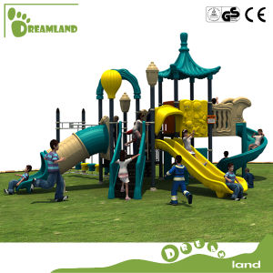 China Professional Factory Outdoor Preschool Kids Used Playground Equipment pictures & photos