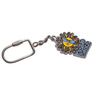 Gift Shop Souvenir Enamel Key Chain OEM Manufacturer Price pictures & photos