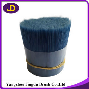 0.18mm Diameter Shiny Blue Pet Brush Synthetic Fiber pictures & photos