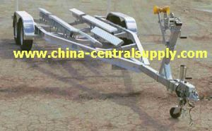 6.9m Aluminum Boat Trailer of Manufacturer Purchase (ACT0106) pictures & photos