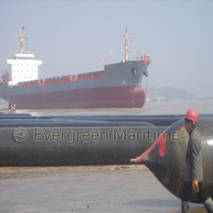 Inflatable Natural Raw Rubber Ballons for Ship Marine Launching, Landing, Heavy Lifting, Conveying in Shipyard pictures & photos