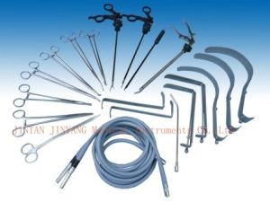 Medical Surgical Instruments Gynecologic Appliances Kit pictures & photos