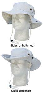Custom Cotton Huntering Safari Hat pictures & photos
