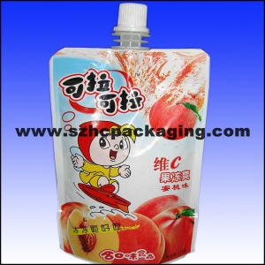 Standing Pouch Bag With Spout,Standing Bag With Spout