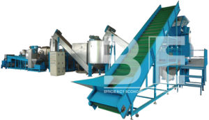 Pet Recycling Machine/ Plastic Recycling Machine pictures & photos