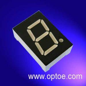 """0.52"""" (13.10mm) Single Digit Display"""