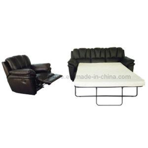 Recliner, Sofa Bed with Mattress, Recliner Sofa (R-8856-SB)