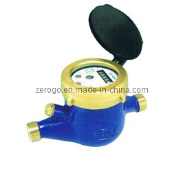 Multi-Jet Vane Wheel Semi-Dry Type Water Meter pictures & photos