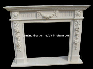 Marble Fireplace (23754) pictures & photos