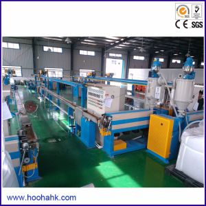 Double Color Wire and Cable Extrusion Machine pictures & photos