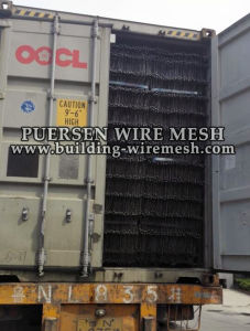 Concrete Slab Mesh / Welded Steel Reinforcing Mesh (PS0056) pictures & photos
