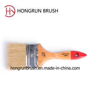 Bangladesh Popular Paint Brush with Wooden Handle (HYW050) pictures & photos