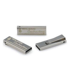 Metal Clamp Mini USB Memory Stick pictures & photos