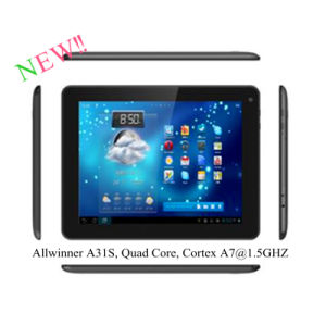 "10.1"" A31s Quad- Core Tablet Computer with WiFi (DM-M10127)"