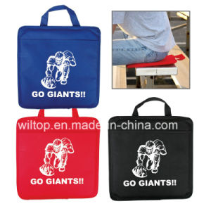 Nylon Nonwoven Stadium Cushions (PM217) pictures & photos