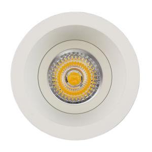 Aluminum Die Casting GU10 MR16 Round Fixed Recessed LED Ceiling Light (LT2120) pictures & photos