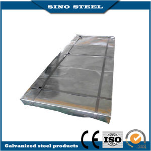 Dx51d Z100 0.5mm Thickness Hot Dipped Galvanized Iron Sheet pictures & photos
