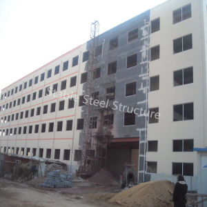 Multi-Storey Steel Fame Commerical Buildings with Nice appearance pictures & photos