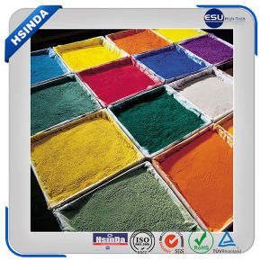 China Manufacturer Epoxy Polyester Hybrid Powder Coating for Household Appliance pictures & photos