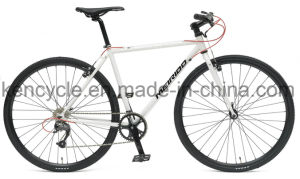 700c 9 Speed Cr-Mo Steel Fixed Gear Bike /Utility Road Bike for Adult Bike and Student/Cyclocross Bike/Road Racing Bike/Lifestyle Bike pictures & photos