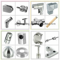 Square Handrail Bracket / Stainless Steel Balustrade Support / Glass Fitting pictures & photos