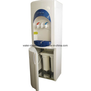 Pipeline Water Dispenser with Filtration System, 3 Faucets Compressor Cooling pictures & photos