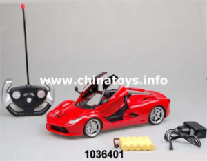 Newest Plastic 1: 14 R/C Toy Remote Control Car (1036404) pictures & photos