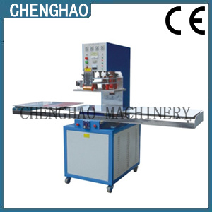 8kw High Frequency Pushing-Way Blister Packing Machine with CE (CH-T8)