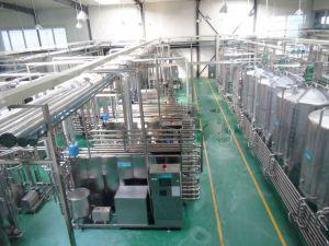 5t/H Blending Juice Production Line pictures & photos